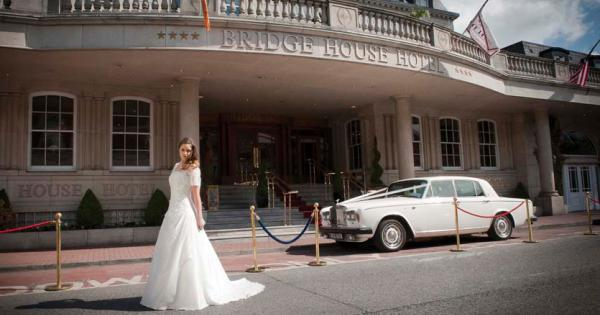 Tullamore's Bridge House Hotel Offers An 'extra Special' Wedding Day photo