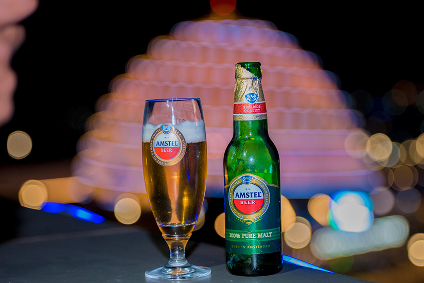 Bralirwa Launches New Amstel Malt Beer photo