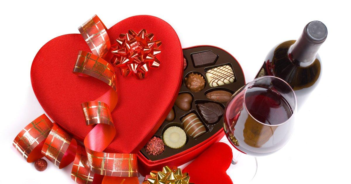 Something To Wine About: Valentine's Day Treats In A Bottle photo