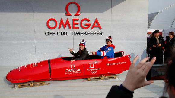 Sponsors Coca-cola, Omega Grab Marketing Opportunity At Pyeongchang- Nikkei Asian Review photo