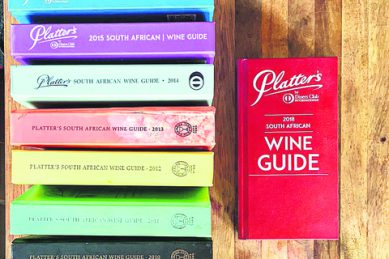 Lock, Stock And Wine Barrel: Platter's Wine Guide photo