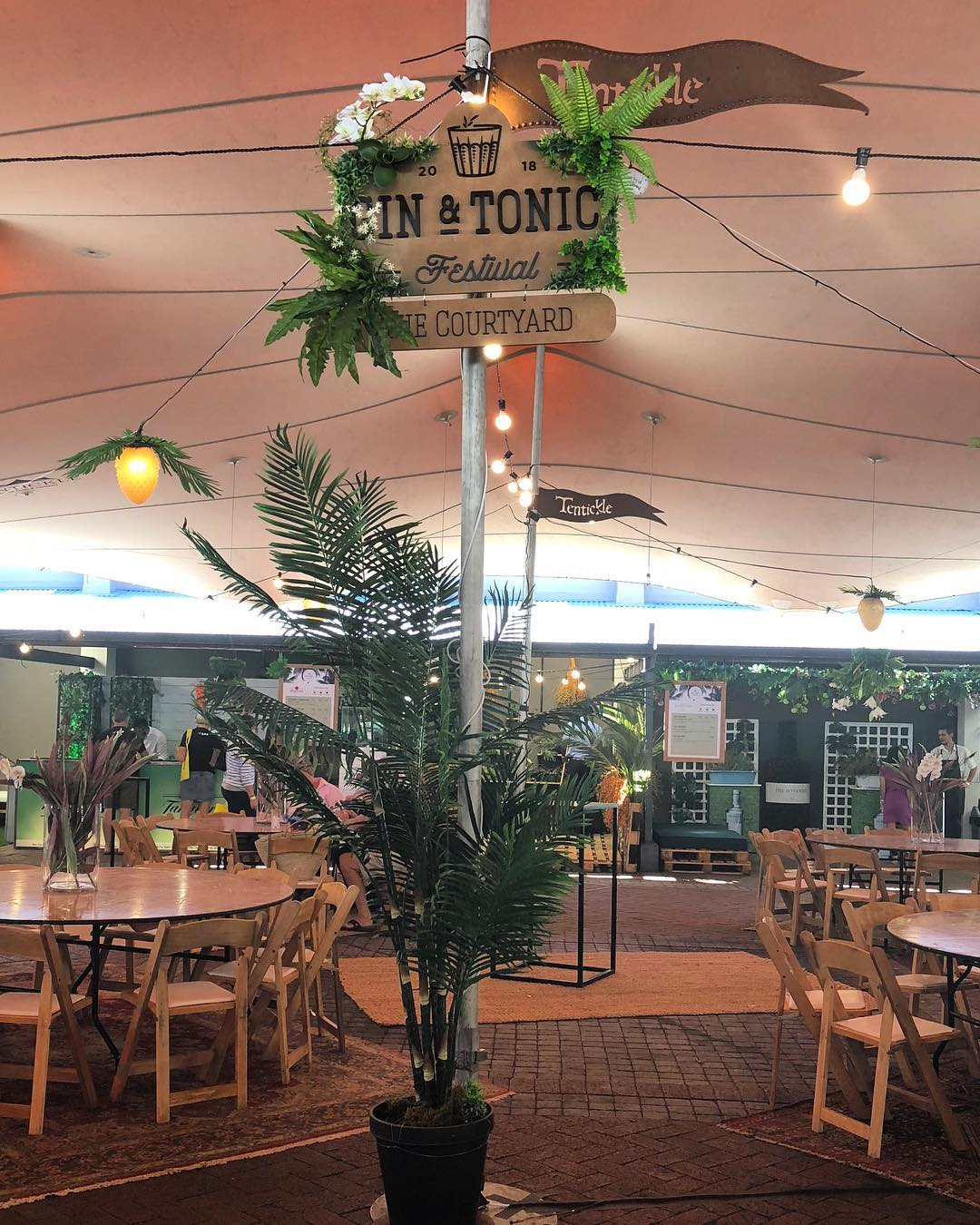 What Went Down At The Cape Town G&t Festival photo