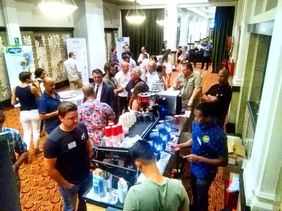 Cape Town Host's Inaugural Coffee Leader Summit photo