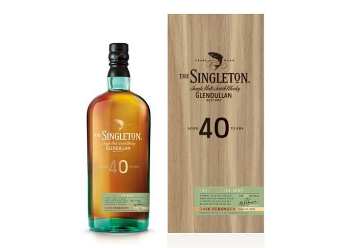 The Singleton Presents Glendullan 40 photo