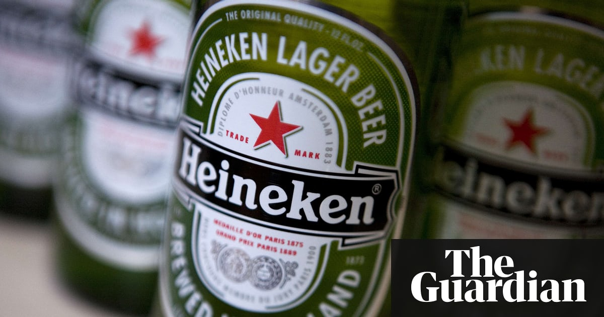 Not Remotely Refreshing: Global Health Fund Rebuked Over Heineken Alliance photo
