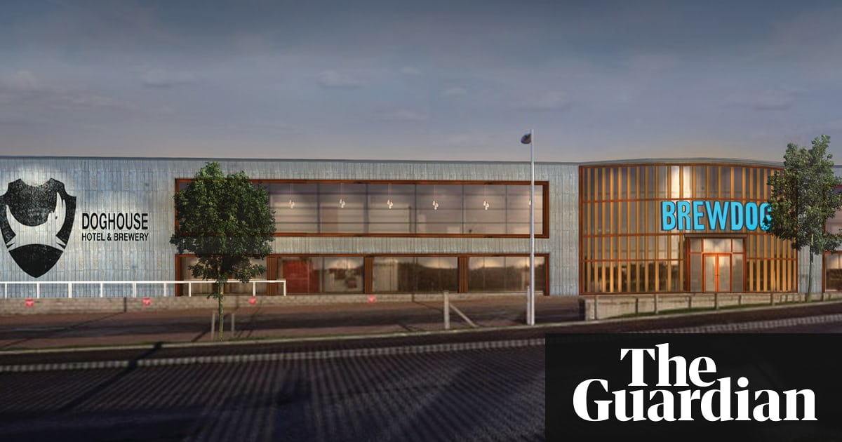 Drink In The View: Brewdog To Open Its First Uk 'beer Hotel' photo