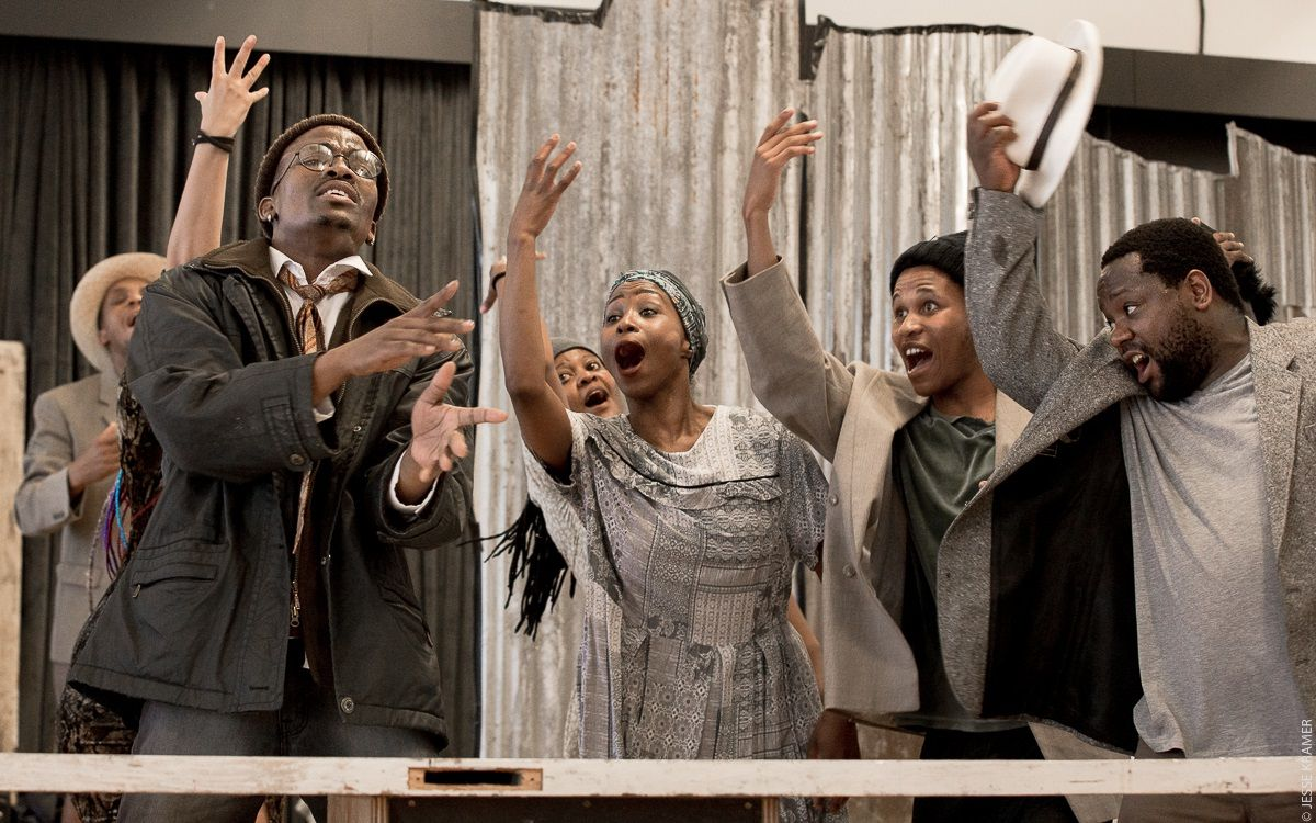 Co-director Khayelihle Dominique Gumede On Tsotsi: The Musical photo