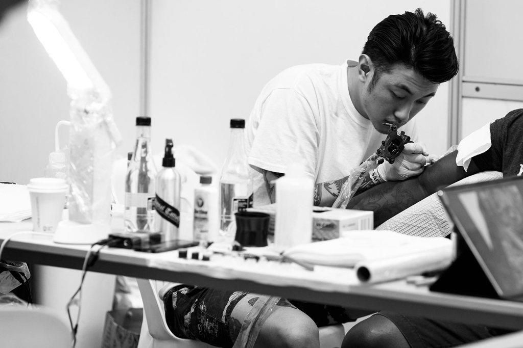 The South African International Tattoo Convention Returns To Cape Town photo