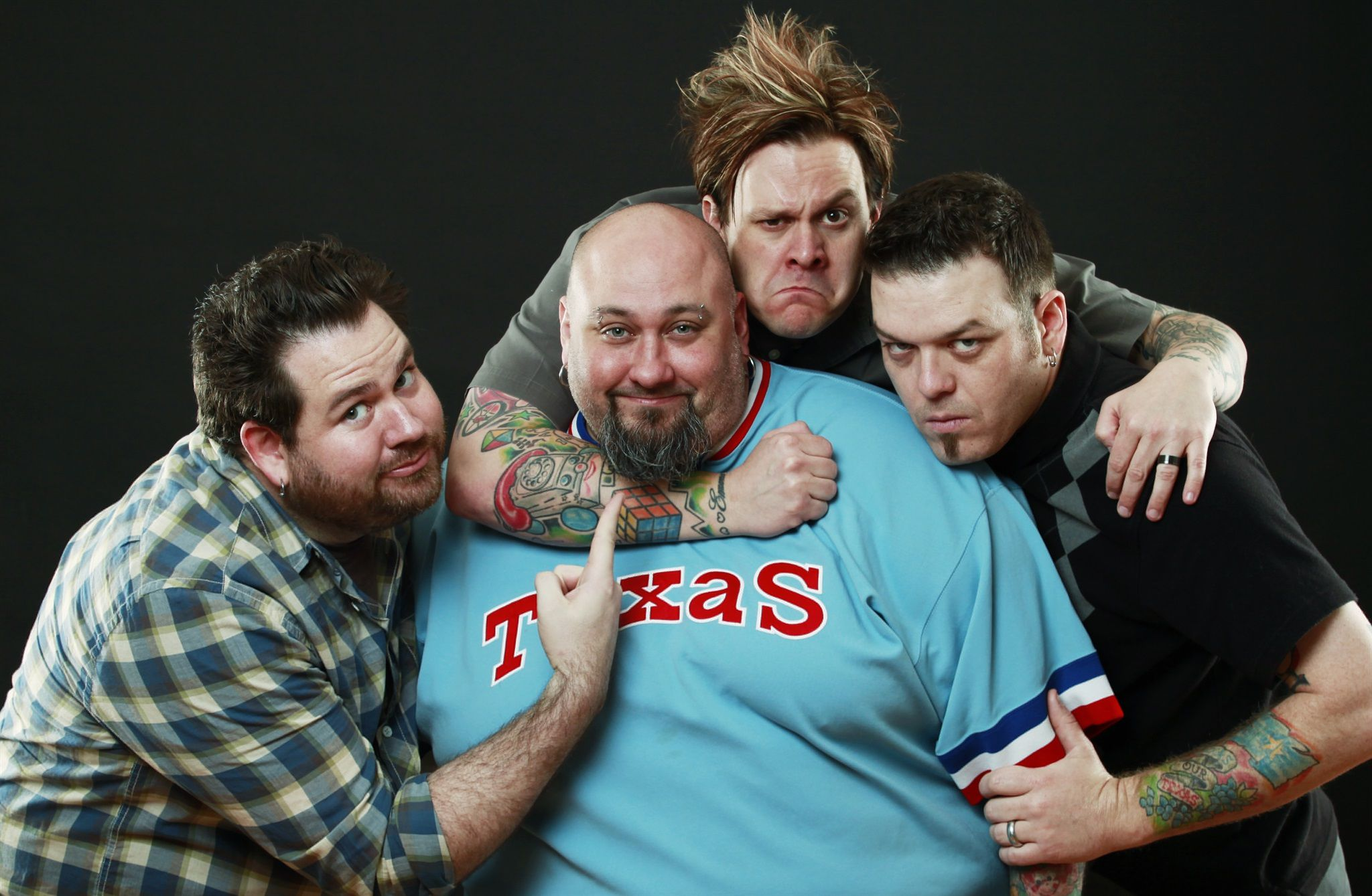 Bowling For Soup To Perform At 2018 Lush Festival photo