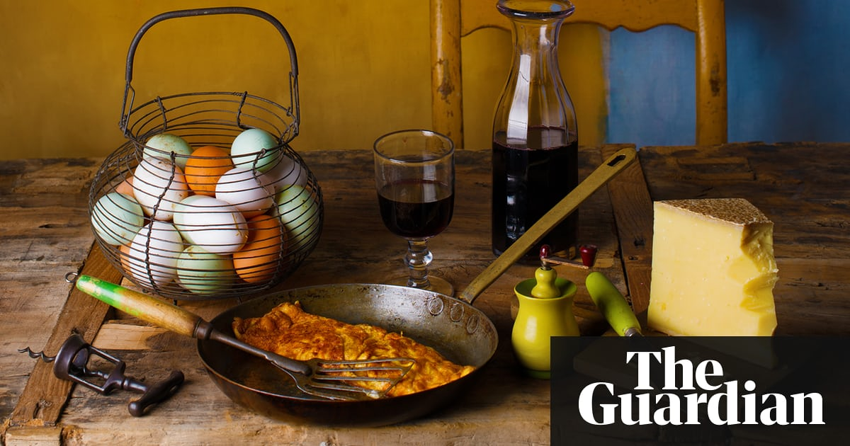 Ofm's Classic Cookbook: Elizabeth David's An Omelette And A Glass Of Wine photo