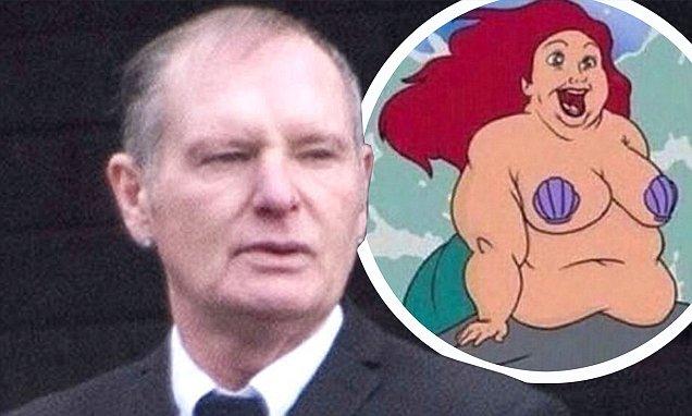 Paul Gascoigne Brands The Loose Women Panel 'fat Ariels' photo