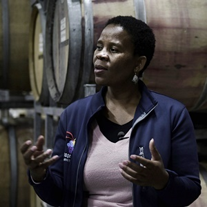 Sa's First Black Female Winemaker Ntsiki Biyela Is Shaking Up The Industry photo