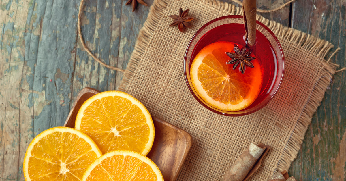 Hot Gin Is The Drink Of The Moment, Here's Why You Need To Try It photo