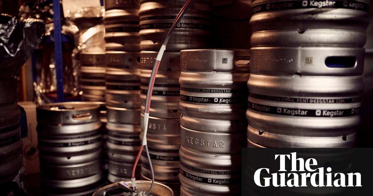 A London Craft Beer Brewer – In Pictures photo