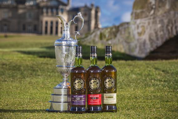 Loch Lomond Group Sponsors The Open photo