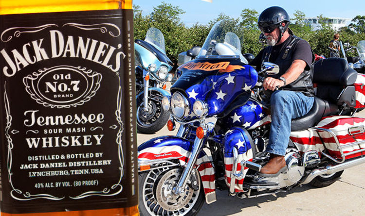 Eu Ignites Trump War: Brussels To Slap Trade Sanctions On Harleys And Jack Daniels photo