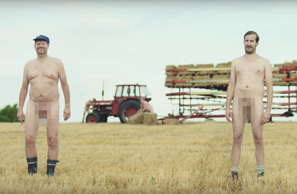 Absolut Vodka Touts Transparency With Naked Campaign photo