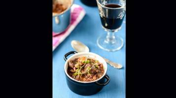 Pour: Winter Entertaining: Warming Braises And Wine To Go With Them photo