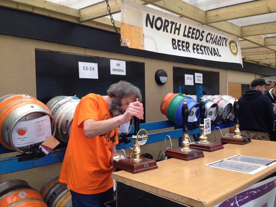 The Annual North Leeds Charity Beer Festival Returns In April! photo