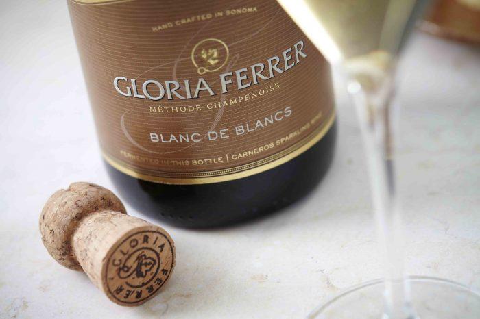 2014 Gloria Ferrer Brut Blanc De Blancs photo