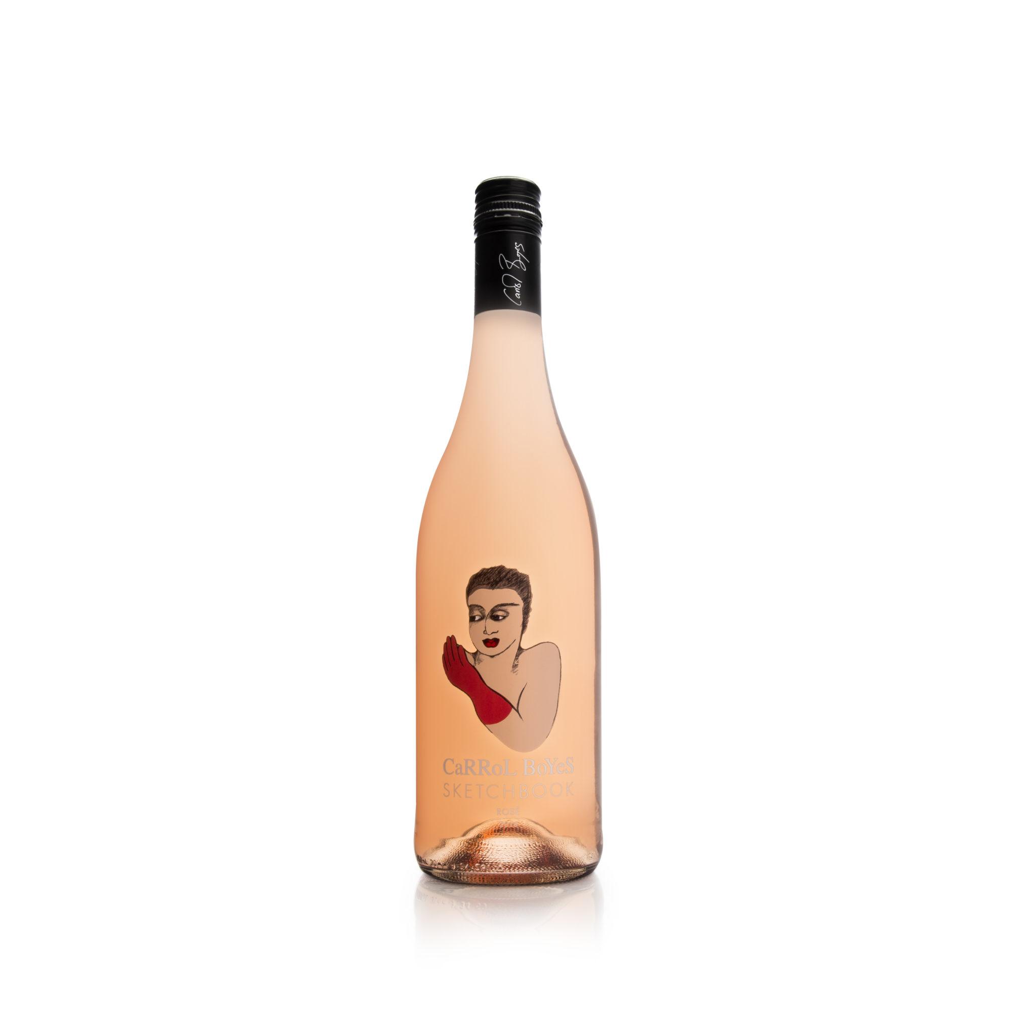 Carrol Boyes Wines Releases Its 2016 Sketchbook Rosé photo