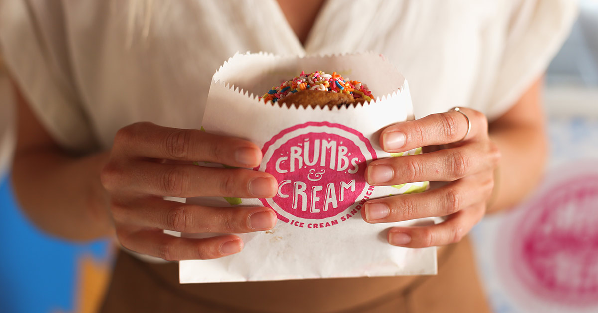 The Colourful World Of Crumbs & Cream Ice Cream photo
