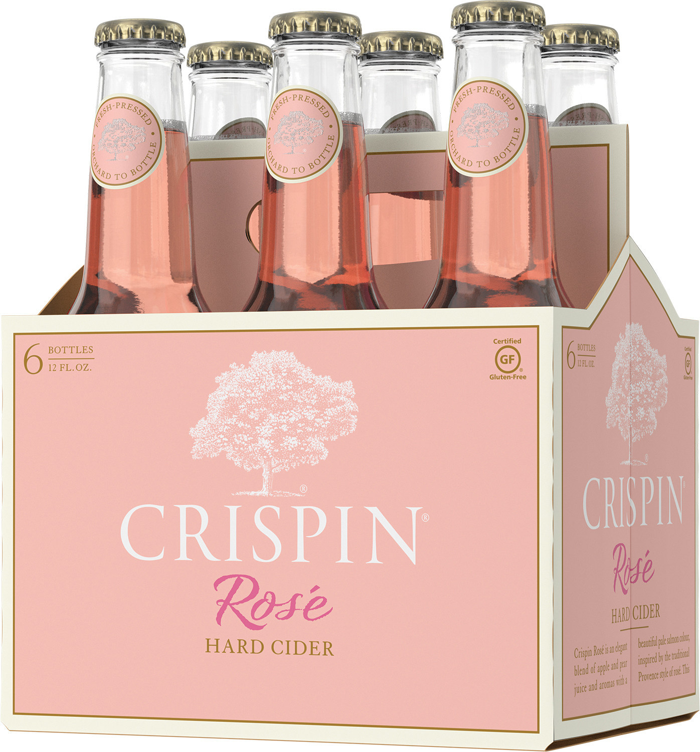 Millercoors To Release Crispin Cider Co. Rosé Cider photo