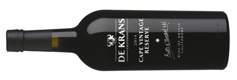 Three De Krans Ports in Top Wine SA Classification photo