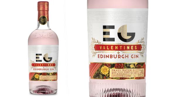 Edinburgh Gin Unveils Valentine's Limited Edition photo