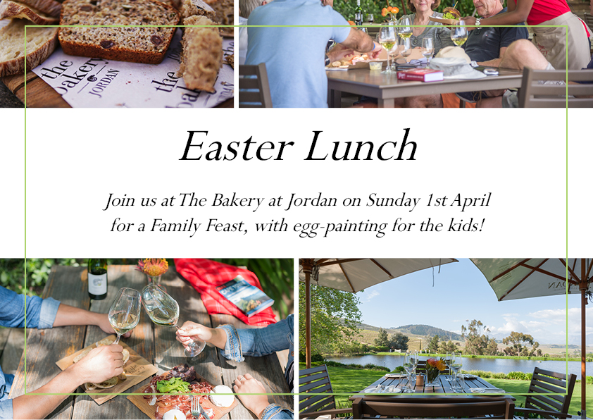 Easter Lunch at Jordan Wines photo