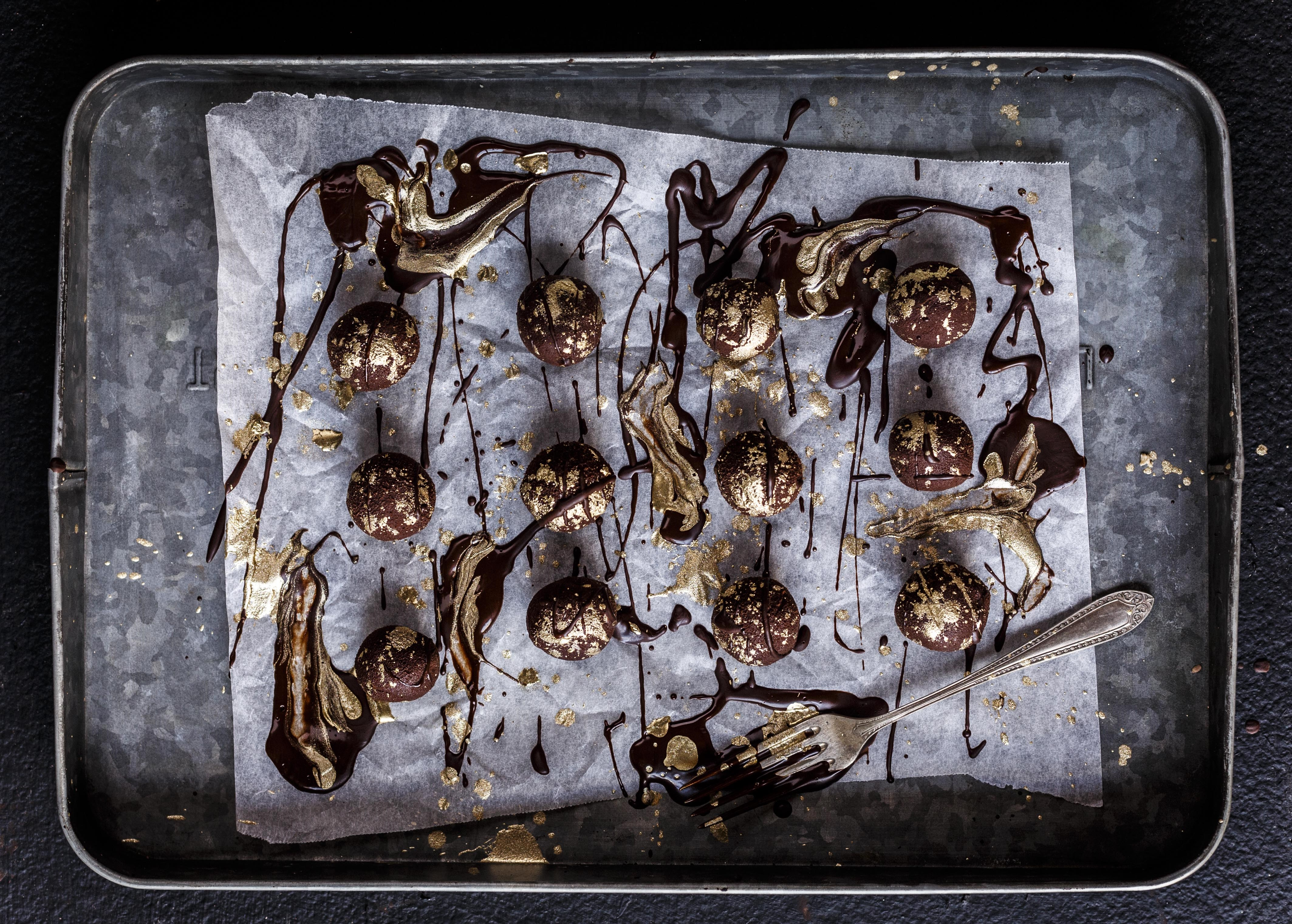 How To Make Amarula Chocolate Truffles photo