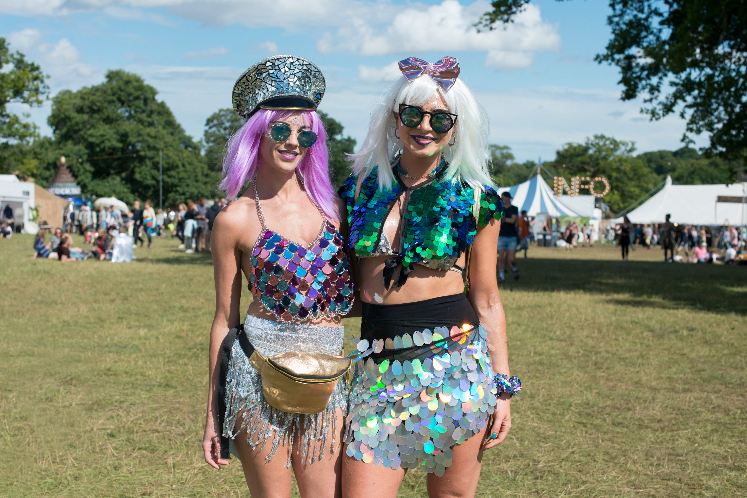 How To Buy Tickets For Wilderness Festival 2018 photo