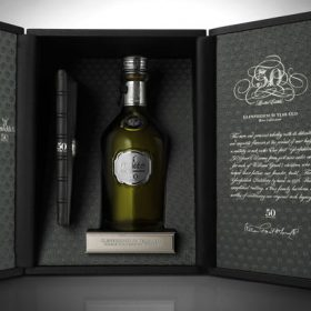 Mumbai Duty Free To Sell Glenfiddich 50 Year Old photo