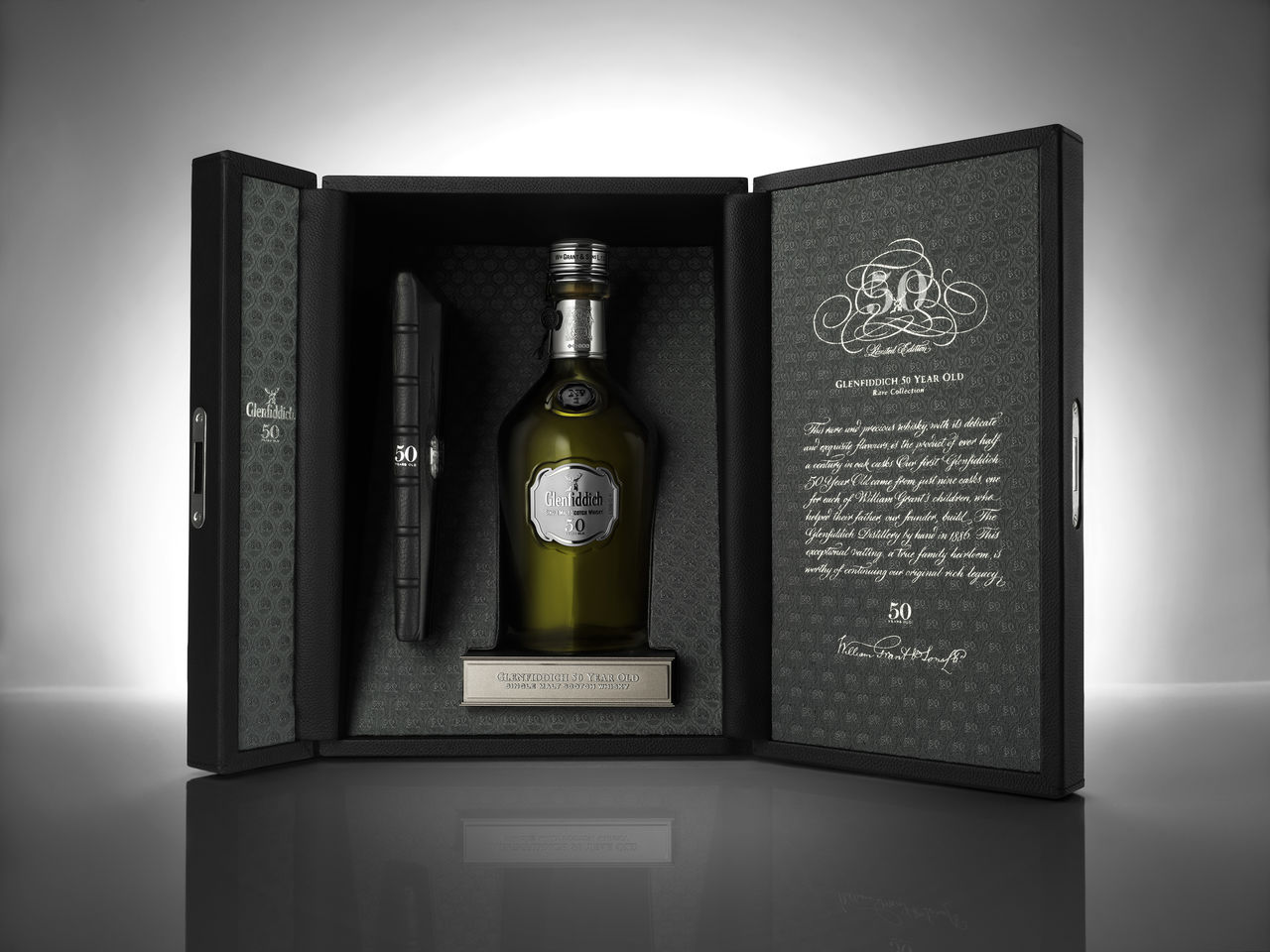 Mumbai Duty Free Becomes First Indian Retailer To List Rare Glenfiddich 50yo photo