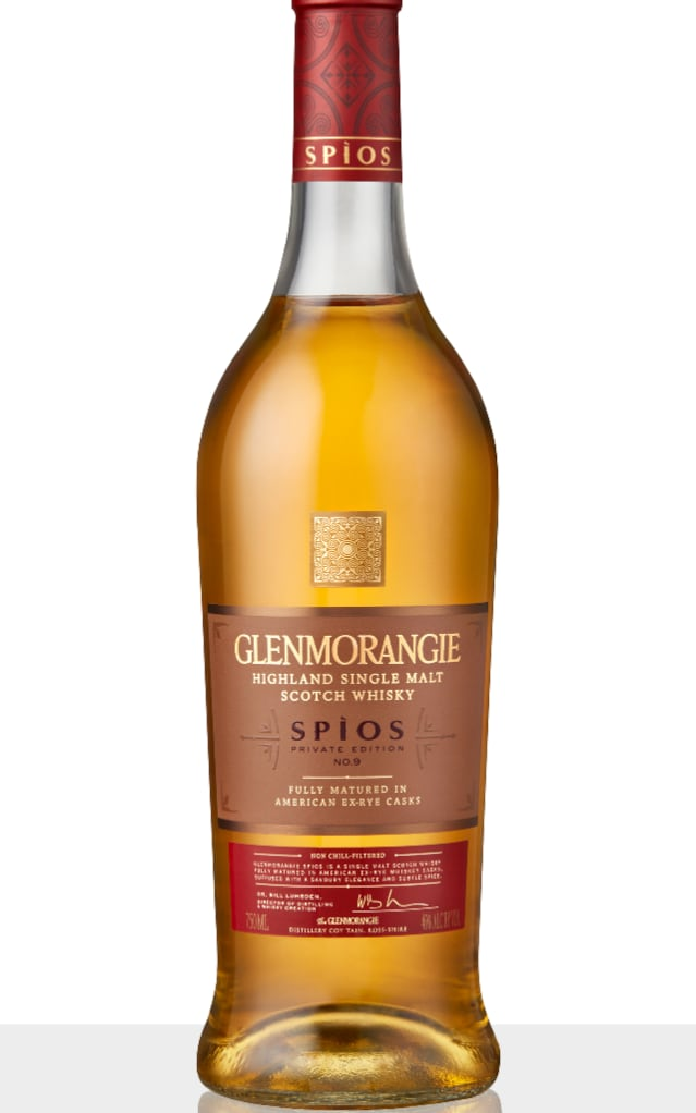 The Secret Of Glenmorangie's New Spios Edition Whisky Is In The Wood photo