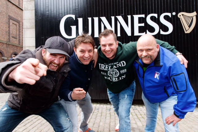 Guinness Storehouse Are Hosting A Homecoming On St Patrick's Day! photo