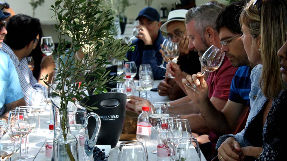 Picnic Amidst The Vines At Grande Provence Harvest Festival  photo