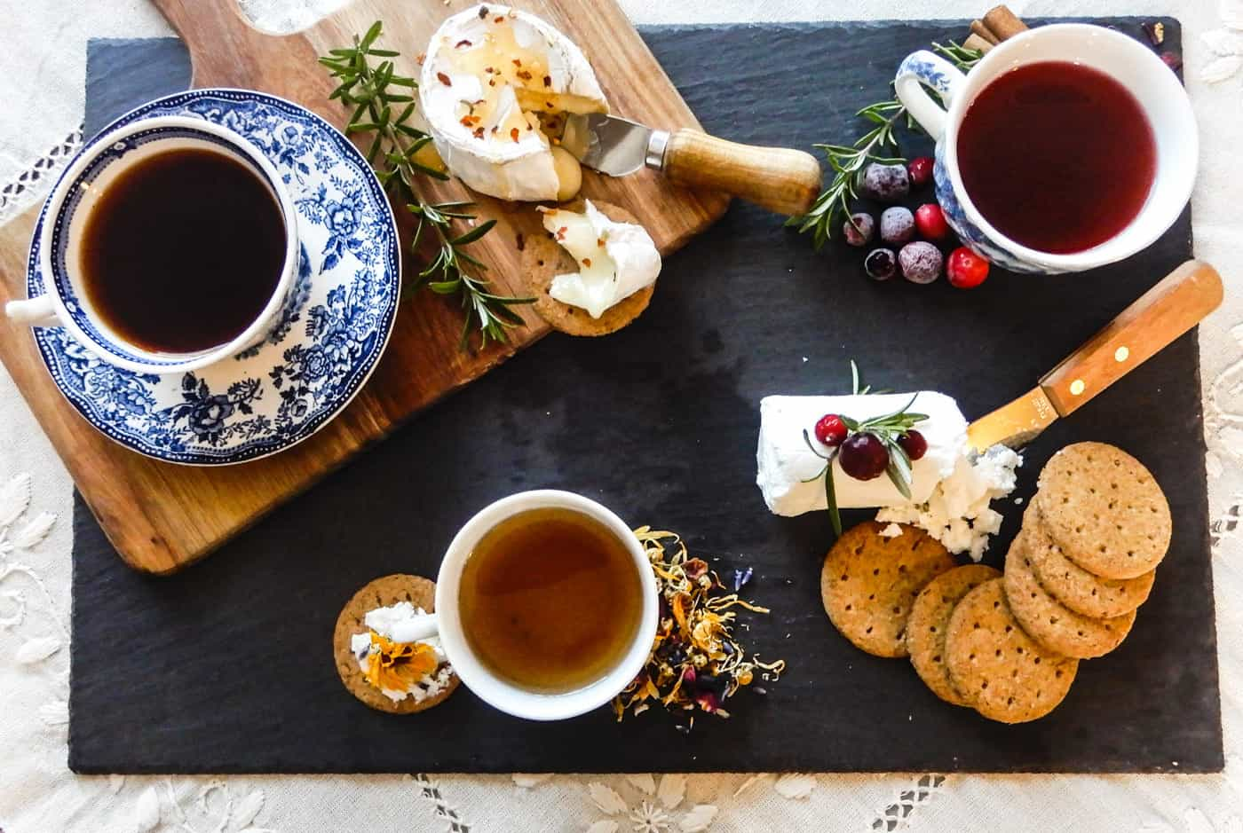 How To Pair Tea With Cheese photo