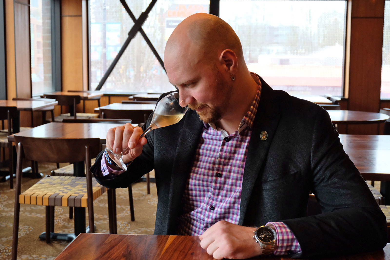 In Pursuit Of Holy Grails With Vij's Award-winning Sommelier, Sean Nelson photo
