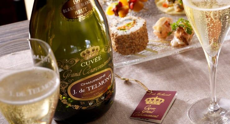 Introduction To Champagne J. De Telmont photo