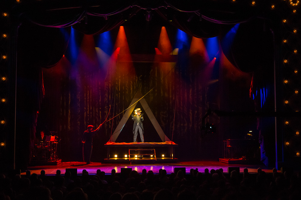Seeing Is Disbelieving! The Illusionists Show Opens In Grand Style At The Grand West Arena In Cape Town photo