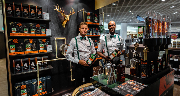"Jägermeister Reveals Plans For ""huge Growth"" In Travel Retail photo"