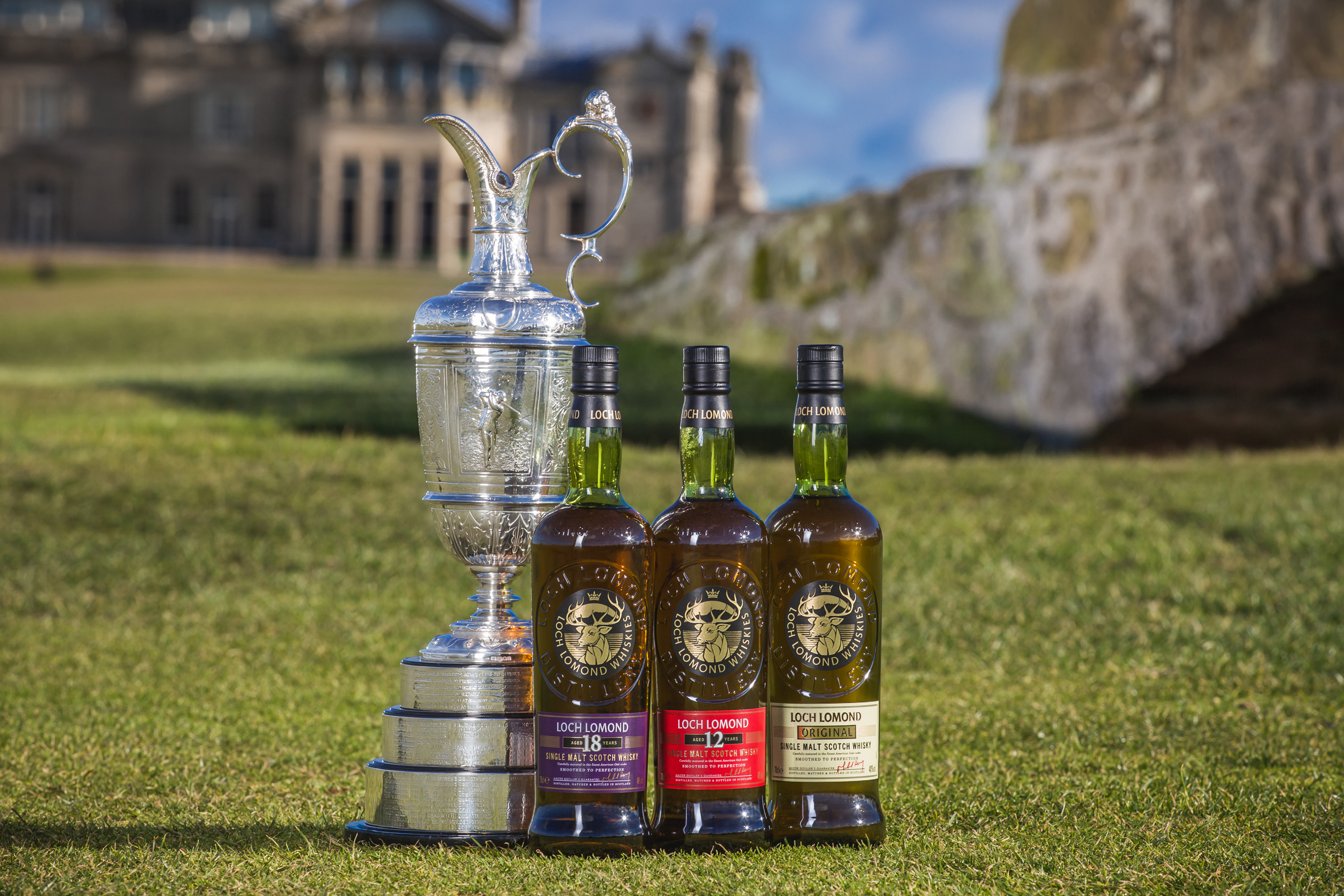 Loch Lomond Whiskies Named 'the Spirit Of The Open' photo