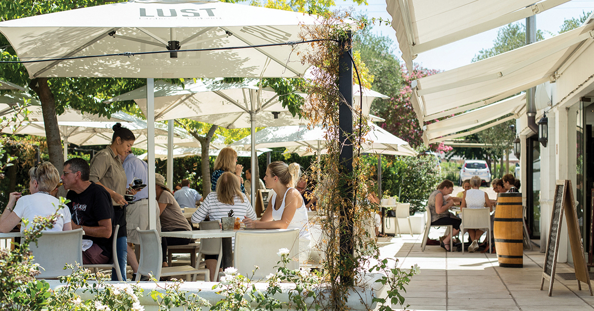 Our Go-to Winelands Restaurants For Sunday Lunch photo
