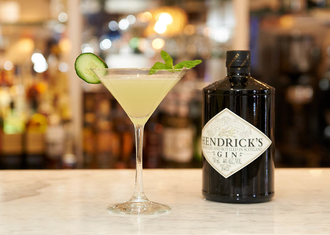 Win Two Secret Order Gift Sets Worth R800, Courtesy Of Hendrick?s Gin photo