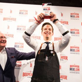 Maxim Schulte Triumphs At Beefeater Mixldn 7 photo