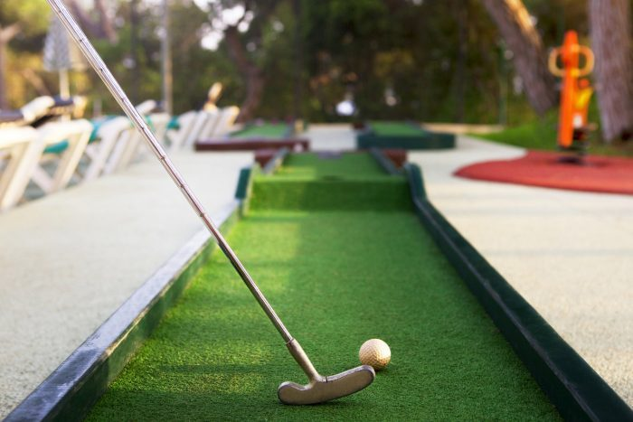 Enjoy a game of  Pirate Adventure Golf at Benguela Cove photo