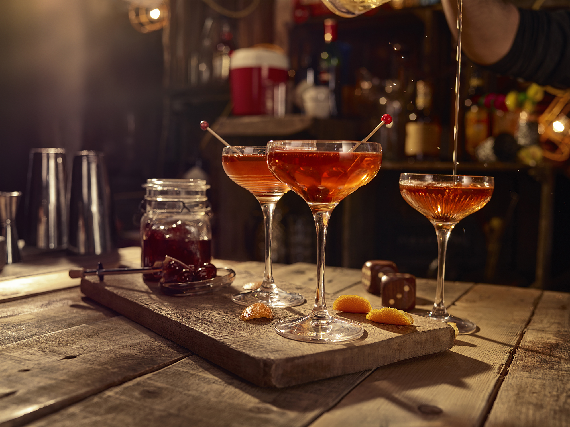 Cupid Should Be Delivering This Cocktail On #valentinesday photo