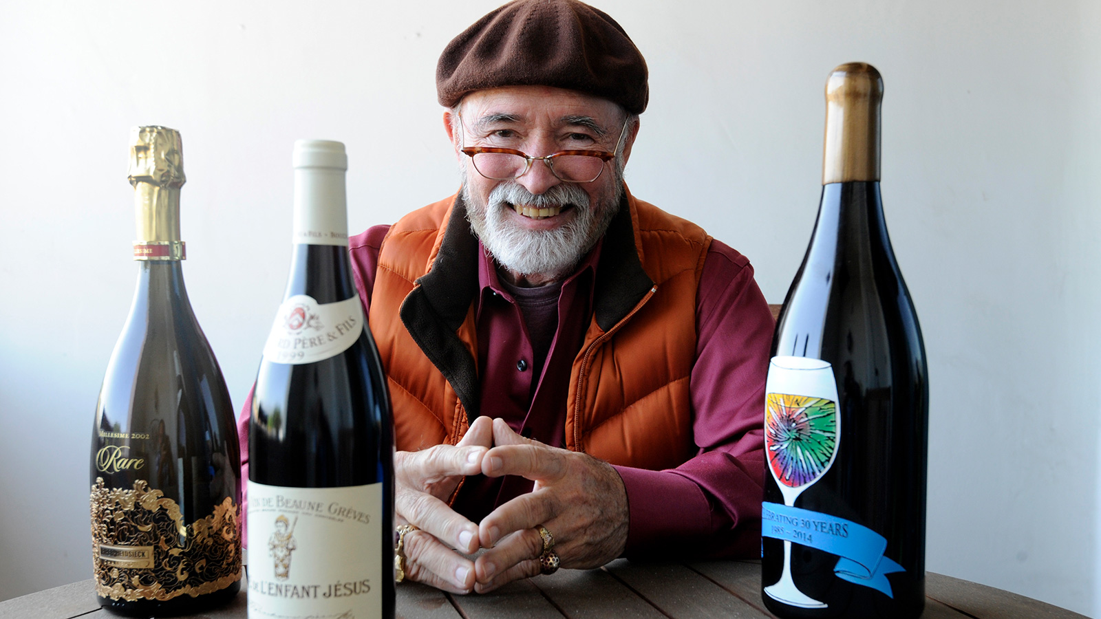 Archie Mclaren, Wine Lover And Founder Of Central Coast Wine Classic, Dies At 75 photo