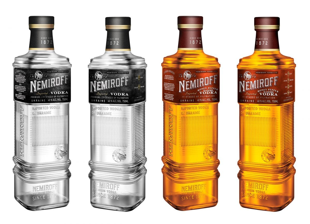 Conecuh Spirits Adds Nemiroff Vodka To Portfolio photo